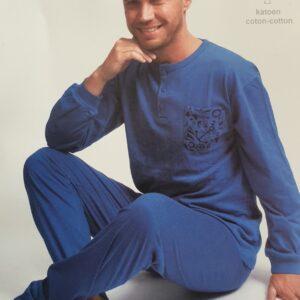 Heren Tricot Pyjama